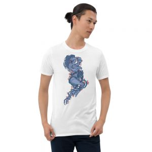 Healing with Monsters Unisex T-Shirt