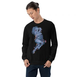 Healing with Monsters Unisex Jumper